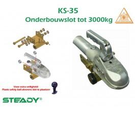 Onderbouwslot KS35-M12