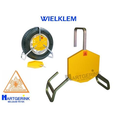 Anti-diefstal WIELKLEM type 1