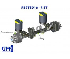 GFA Trommelgeremde as 7,5T RB753016