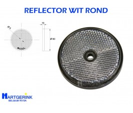 Reflector Wit Rond