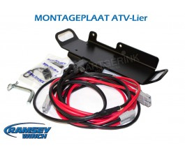 MONTAGEPLAAT ATV