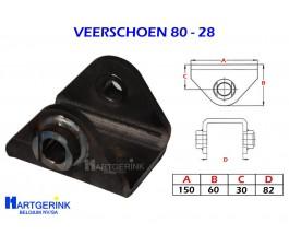 VEERSCHOEN 80x28
