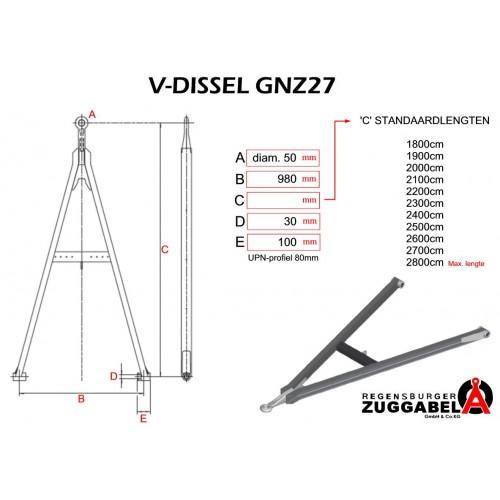 AANVRAAG V-DISSEL GNZ27