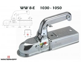 Koppeling WINTERHOFF WW8-E