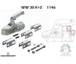 Koppeling WINTERHOFF WW30-K+Z
