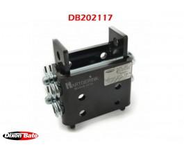 Hoogte verstelbare koppelingsadapter DIXON BATE 202117