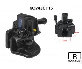 Vangmuilkoppeling Rockinger 243U115