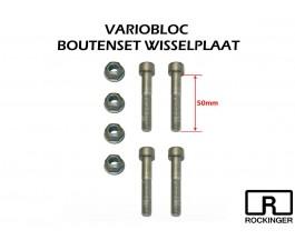 Variobloc Rockinger Boutenset wisselplaat ROE70755